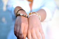 bracelets, beaded, friendship bracelet, armparty, summer