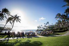 Tia and Rob, Hilton Waikoloa Village wedding, Big Island Hawaii
