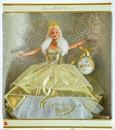 Barbie Special 2000 Edition 12 Inch Doll - Celebration Barbie Barbie http://www.amazon.com/dp/B001J820P0/ref=cm_sw_r_pi_dp_Ouymwb05D5FRT