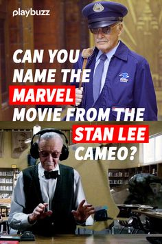 Can you name the Marvel movies from the Stan Lee cameo? What Superhero Am I, Superhero Memes, Best Superhero, Marvel Heroes Names, Dc Comics Superheroes, Marvel Characters, Marvel Funny, Marvel Memes, Marvel Dc