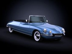 True Citroen convertible beauty.  Een tijdloze schoonheid van Citroën DS cabriolet.  We love the DS: http://bartebben.com/blog/making-of-a-citroen-ds-rallycar/6.html  Wir lieben die DS: http://bartebben.de/blog/umbau-citroen-ds-rallye/6.html