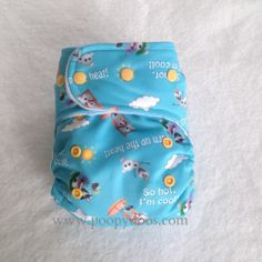 Olaf is hot AI2 :: Poopy Doo Cloth Diapers