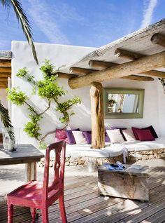 10 Απολαυστικοί και υπέροχοι Μεσογειακoί εξωτερικοί χώροι | Σπίτι και κήπος διακόσμηση