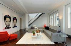 Thierry Mugler's NY apartament