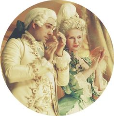 Sofia Coppola's Marie Antoinette. So much fun to watch this after being to Versailles.