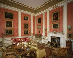 Image result for georgian drawing rooms