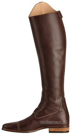 Petrie Riding Boots Coventry Brown Contrast | Ooteman Equestrian