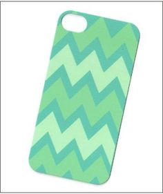 turquoise and mint green iphone 4 case iphone 4s by icasecouture, $15.00