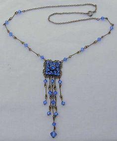 Czech necklace