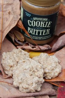 Fashion meets Food: No Bake Cookie Butter Cookies