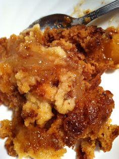 5-Ingredient Apple Dump Cake