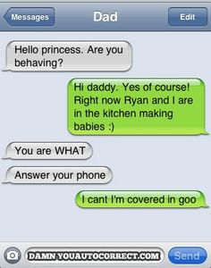 Hilarious Auto Correct blunders, funny texts and message from your phone! Funny Pix, You Funny, Funny Texts, Funny Jokes, Funny Pictures, Funny Stuff, Funny Fails, Funny Things, Random Things