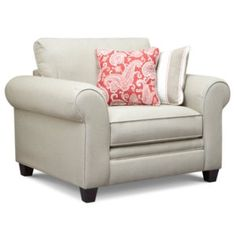 Amanda Chair 1/2 | Fabric Furniture Sets | Living Rooms | Art Van Furniture