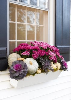 13 Creative Ways to Decorate with Mums for the Best Fall Display on Your Block