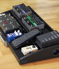 Smith and Stange Pedalboards, Germany | Gallery