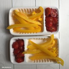 frietje groente Healthy Meals For Kids, Kids Meals, Party Treats, Jamie Oliver, Ice Cube Trays, Fruit, Food, Healthy Kid Meals, Meals