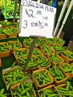 #English peas ~ #Chicago #food #nutrition #vegetables #healthyeating