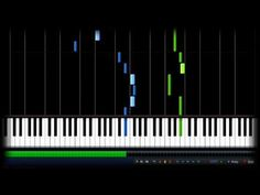 Bring Me The Horizon - Happy Song - Piano Tutorial - How to play Happy Song - Synthesia - YouTube