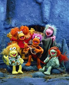 Fraggle Rock.  Down on Fraggle Rock!