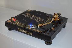 SL 1200 GLD Technics - Platines Vinyl / DJ sur music-shopping - Chez music shopping, les plus grandes marques sont au plus bas prix !