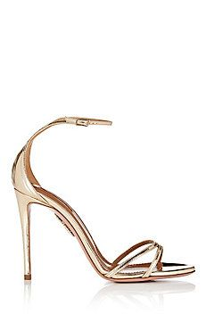 Purist Specchio Leather Sandals