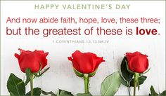 Free Greatest is Love eCard - eMail Free Personalized Valentine's Day Cards Online