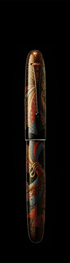 Namiki Yukari Royale maki-e fountain pen - Noshi Bundle.