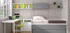 Cómo decorar una habitación juvenil - http://www.decoora.com/como-decorar-una-habitacion-juvenil/