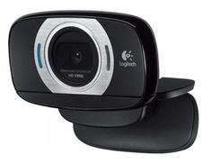 Logitech HD Portable Webcam with Autofocus video camera Logitech, Camera Photos, Photo Software, Full Hd 1080p, Wireless Home Security Systems, Desktop Accessories, Electronics Accessories, Video Camera, Security Camera