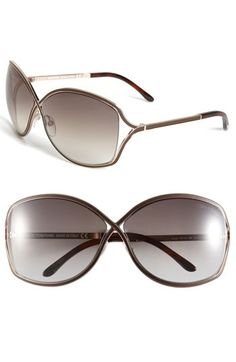 364a5a477daac Tom Ford  Rickie  Metal Sunglasses Tom Ford Sunglasses