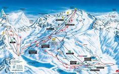 Mölltal síterep sítérképe Mount Everest, Map, Mountains, Travel, Cards, Viajes, Location Map, Destinations, Maps