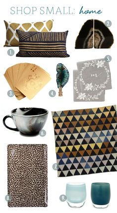 coco+kelley home gift guide // #shopsmall