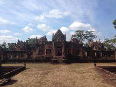 another temple at Burirum Thailand