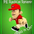 THESE RADICAL RELAYS REALLY ROCK!!!      Inside this PACKAGE are 25 fun and exciting relay activities for students designed for a wide range of ages ...
