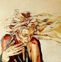 Saatchi Online Artist Anna Bocek; Painting, La Playa #art