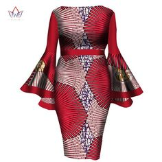 African Women Dress Lady Print Wax Dresses Bazin Africa Sexy sleeves Dress - African Women Dress Lady Print Wax Dresses Bazin Africa Sexy sleeves Dress – Owame Source by otchro - African Prom Dresses, Latest African Fashion Dresses, African Dresses For Women, African Attire, African Wear, African Women, African American Fashion, African Print Fashion, Africa Fashion