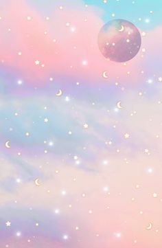 image by sofianella. Find more awesome freetoedit images on PicsArt. Pink Clouds Wallpaper, Unicorn Wallpaper Cute, Cute Pastel Wallpaper, Rainbow Wallpaper, Wallpaper Space, Aesthetic Pastel Wallpaper, Kawaii Wallpaper, Cartoon Wallpaper, Cute Wallpaper For Girls