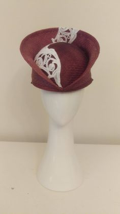 Funny Girl The Production Company Hat made by: Lauren J Ritchie Design by Owen Phillips and Tim Chappel Production Company, Hat Making, Girl Humor, Hats, Funny, Design, Fashion, Moda, Hat