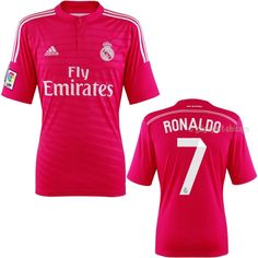 Ronaldo Jersey Real Madrid Away 2014 2015
