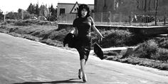 Best Dressed: Anna Magnani as Mamma Roma. She masters fierce do-not-mess-with-me appeal in every single scene. While wearing running in a dress. Anna Magnani, Best Popcorn, Film Stills, Good Movies, Rome, Nice Dresses, Scene, In This Moment, Stylish