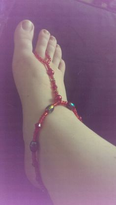 Slave anklet for day 8