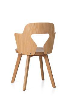 Stammplatz chair, design Alfredo Haberli
