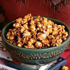 Peaceful Home: Super Easy Carmel Corn Recipe