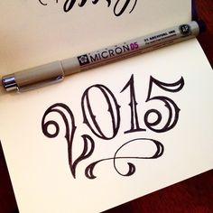2015  __ Hand Lettering by [ts]Christer __ www.letteringsupply.com #LetteringSupplyCo.