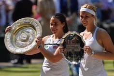 Wimbledon Championship 2013                                                                      Lisicki had gained huge admiration for the way she beat Serena Williams, last year's champion, en route to her first grand-slam tournament final but today she pushed the self-destruct button as she was beaten 6-1, 6-4 in an hour and 21 minutes.