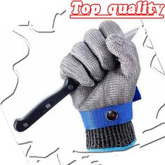 3 Pair Cut Proof Stab Protect Stainless Steel Wire Outdoor Gloves Cut Metal Mesh Butcher Anti-cutting Breathable Gloves Fc Cheap Sales 50% Back To Search Resultssports & Entertainment Outdoor Tools
