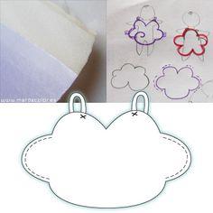 Disfraz de Nube DIY