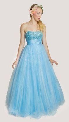 Maravillosos vestidos de fiesta para 15 años | Colección Hermione
