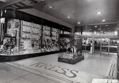 Canal Street entrance of the S.H. Kress 5 10 store