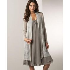 Womens Eileen Fisher Lace Cardigan, Petite prod144630057skuNATURAL#Repin By:Pinterest++ for iPad#